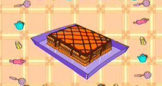 Receta de Tarta de galletas - La cocina divertida