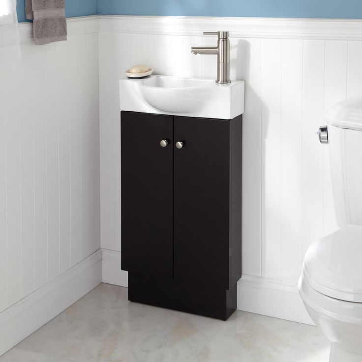 Photo Gallery For Website  Utica Vanity Cabinet Wenge for tub dressing area put coordinating cabinets on either side and taller to make a storage wall unit also es in