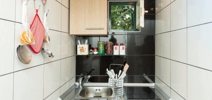 Oltre 25 fantastiche idee su Piccola cucina su Pinterest  Appartamenti piccoli, Tavoli cucinini ...