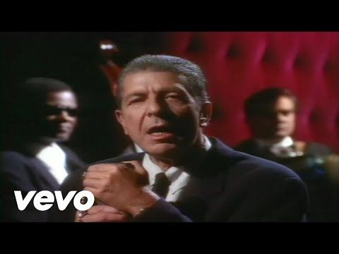 Leonard Cohen - Dance Me to the End of Love - YouTube