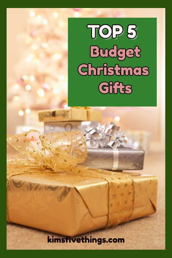 Top 5 Budget Christmas Gifts Small Gift Ideas For Adults And Kids Kims Home Ideas Cheap Christmas Presents Budget Christmas Gifts Hottest Christmas Gifts
