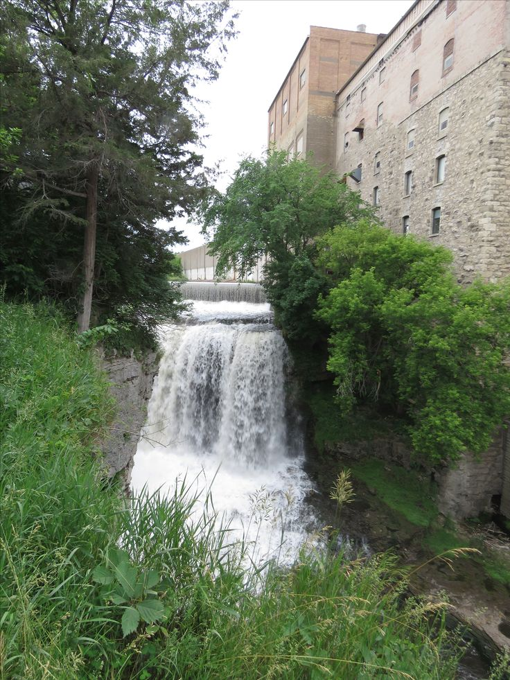 Hastings Minnesota Beautiful waterfalls, Waterfall