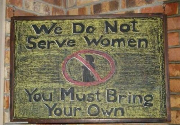 25 Hilarious Bar Signs That Will Make You Want To Drink - Gallery
