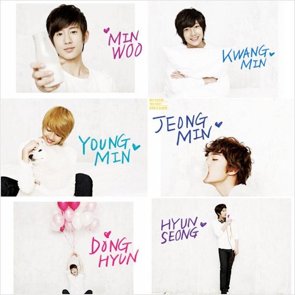 dating korean girl band names