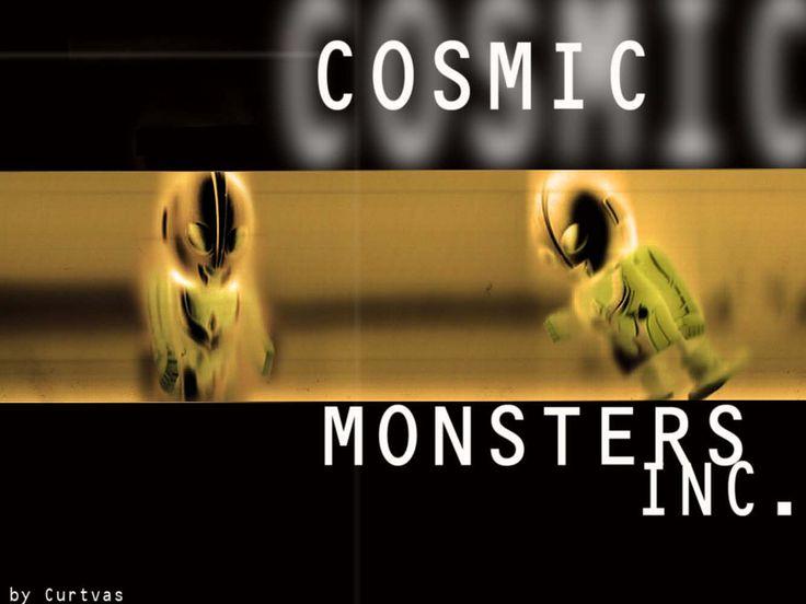 https://flic.kr/p/6RwCxF | cosmic mosnters inc