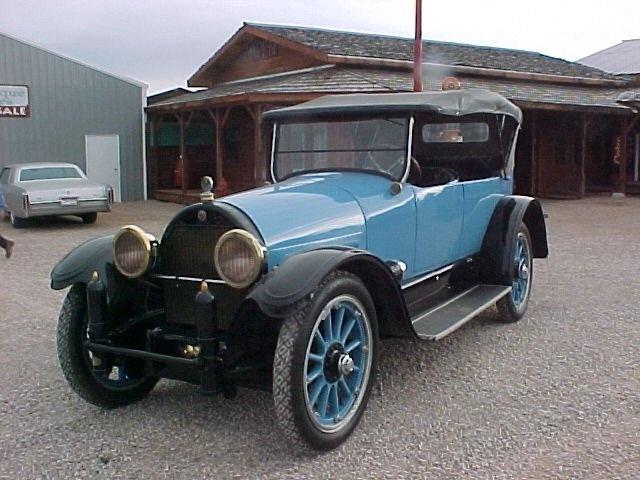 1921 cadillac model b vendre annonces voitures anciennes de cadillac 39 s. Black Bedroom Furniture Sets. Home Design Ideas