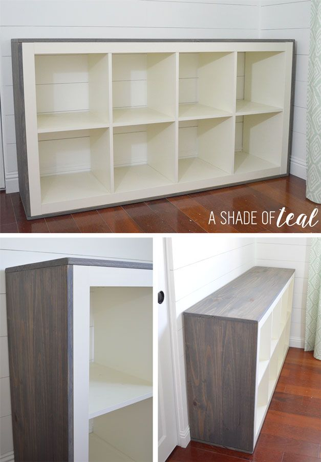 How-to-add-Wood-to-IKEA-Expedit-Cube-Shelf.7