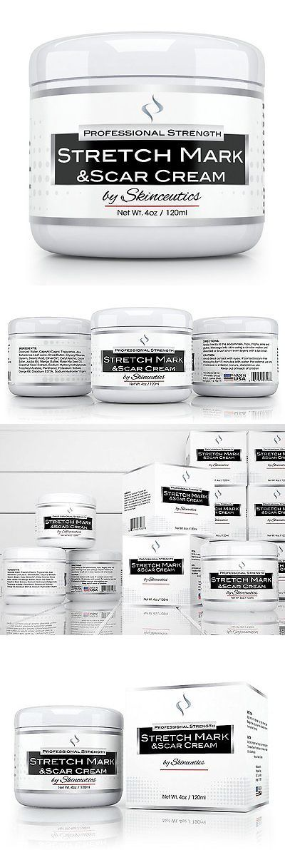 Scar and Stretch Mark Reducers: Stretch Mark And Scars Cream - Best For Acne Scar Removal-Ideal For Treatment, And BUY IT NOW ONLY: $30.27