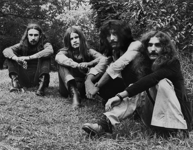 Black Sabbath - NYC 1971