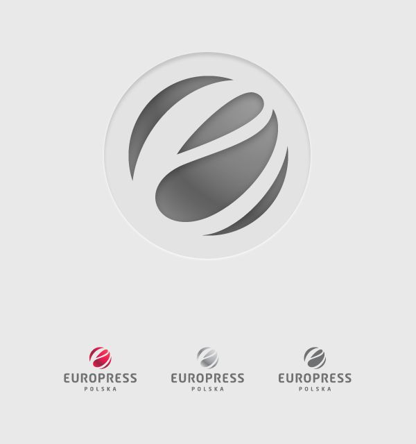 EuroPress by Redkroft , via Behance