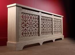 Image result for radiator cover bookcase