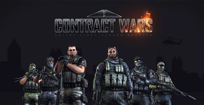 Contract Wars Hack Version 1.5 (Mise à jour quotidienne 2014)