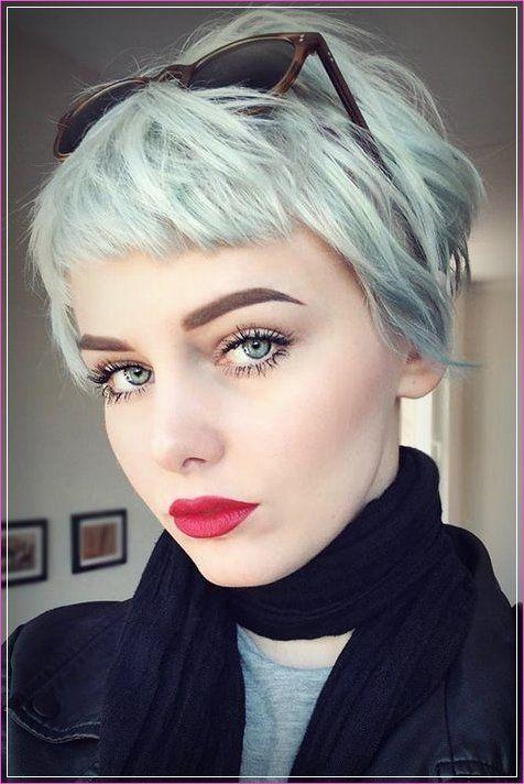 10 trendige, kurze 'baby' frisuren   schöne frisuren kurze