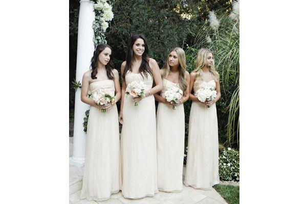 In bianco come la sposa!