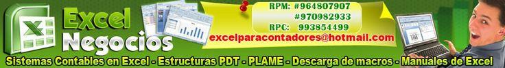 Listar archivos en excel de Carpetas y subcarpetas (Herramienta Útil) | Excel Negocios | El portal de Excel para Contadores