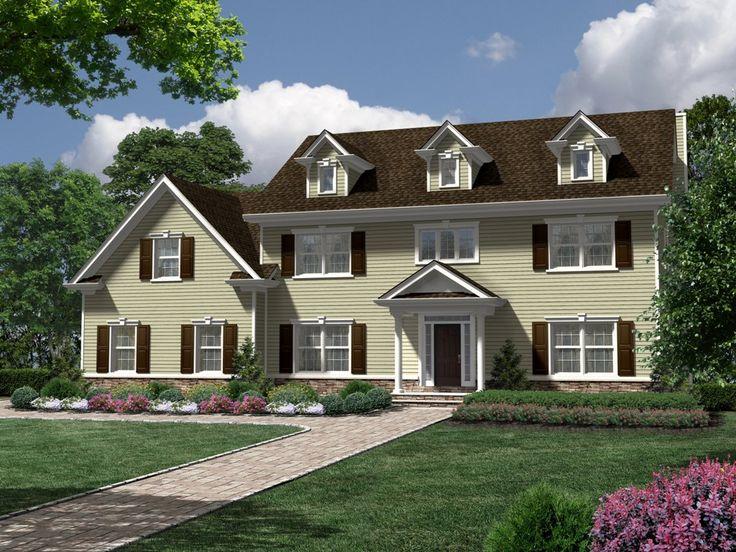 Luxury New Home 114 Elia Drive Branchburg, NJ. 5 Bdrms 3 Baths  1.18 Acres: 3,420 SqFt. http://www.njestates.net/real-estate/nj/luxury-new-homes/branchburg/eliadrivelot2