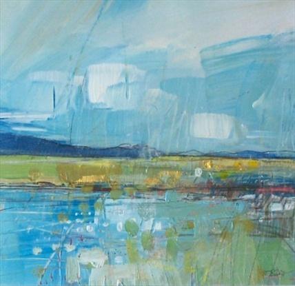 Rain Clouds, Isle of Mull, Sarah Carrington