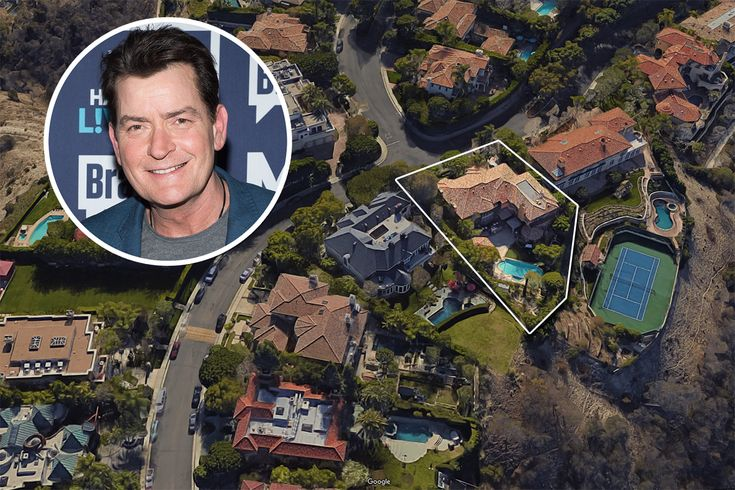 Charlie Sheen Lists Beverly Hills Home for $9.99 Million www.buyinfrisco.com