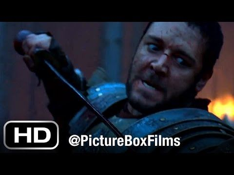 Gladiator | Maximus Leads His Men | Russell Crowe - YouTube