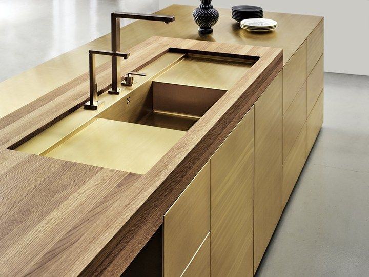 The Love Of Exquisite Materials And Unique Craftsmanship Form 1 And Form 45  Kitchens By Multiform