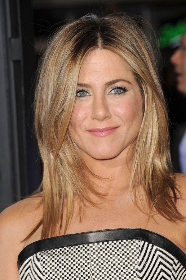 Frisuren Jennifer Aniston