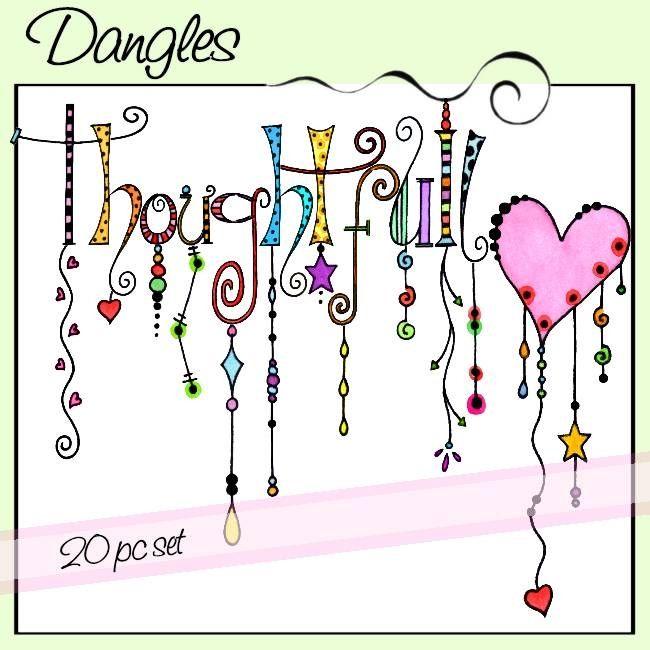 Dangles. ♥♥