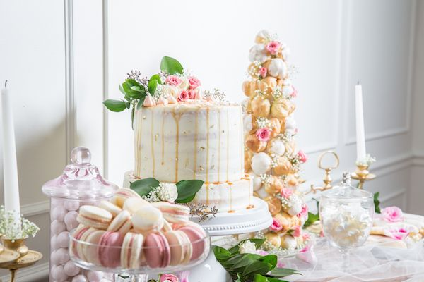 pink bridal brunch - Google Search