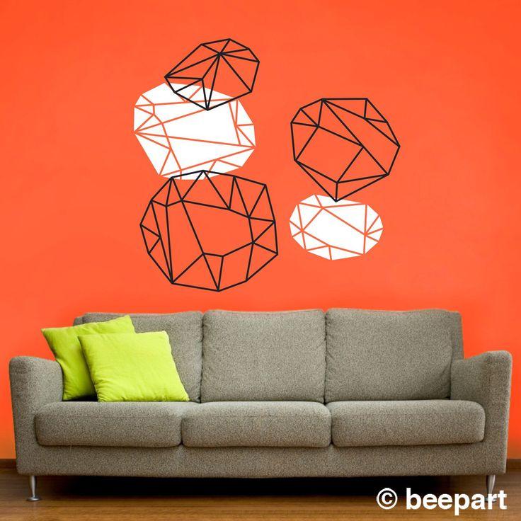 Beepart Vinyl Wall Decals And Illustration Wall Art