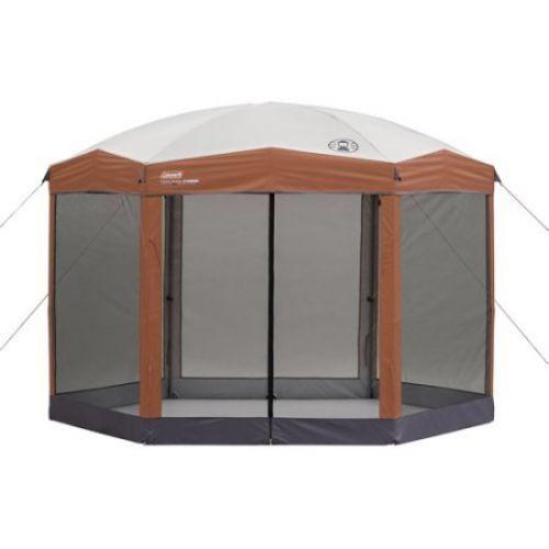 Instant Screened Canopy Gazebo Backyard Shelter Quictent Privacy 12'x10' NEW #InstantScreenedCanopy