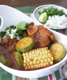 Mole de Olla: Not Your Typical Mole: A hearty Mexican stew recipe perfect for Sunday dinner