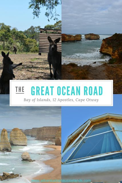 A fun day trip to the Bay of Islands, 12 Apostles, and Cape Otway along the Great Ocean Road in Victoria, Australia.