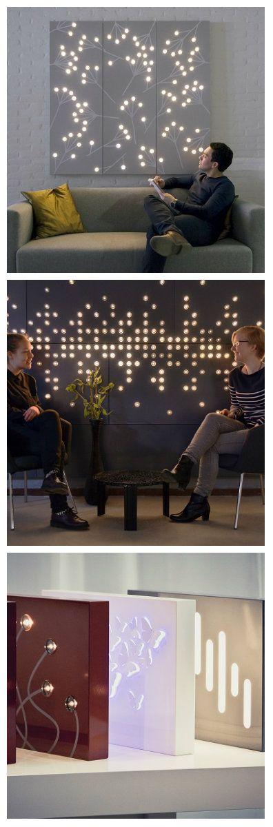 Компания Royal Philips, мировой лидер в области освещения, запустила световые декоративные панели - это программируемые модульные светодиодные системы освещения, которые могут помочь архитекторам и дизайнерам создавать поразительные визуальные эффекты, используя уникальные сочетание света, моделей и материалов. #декоративныепанели #светодиоды #подсветка #освещение #светодизайн #дизайнсвета #светодиоднаяподсветка #дизайн #интерьер #световыепанели #световыепанно #световыекартины #декор