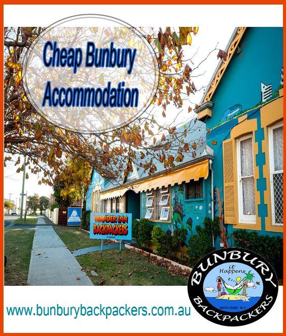 Wander Inn in Bunbury Western Australia has the best priced rooms