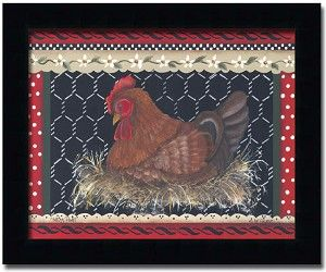 Chicken Kitchen Decor 729 best country kitchen images on pinterest | rooster decor