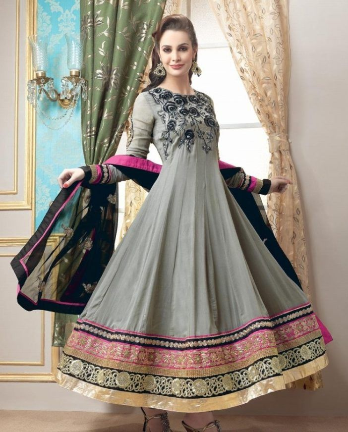 Latest Stylish Frock Designs Collection For Girls