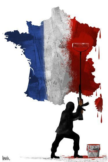 bastille day massacre