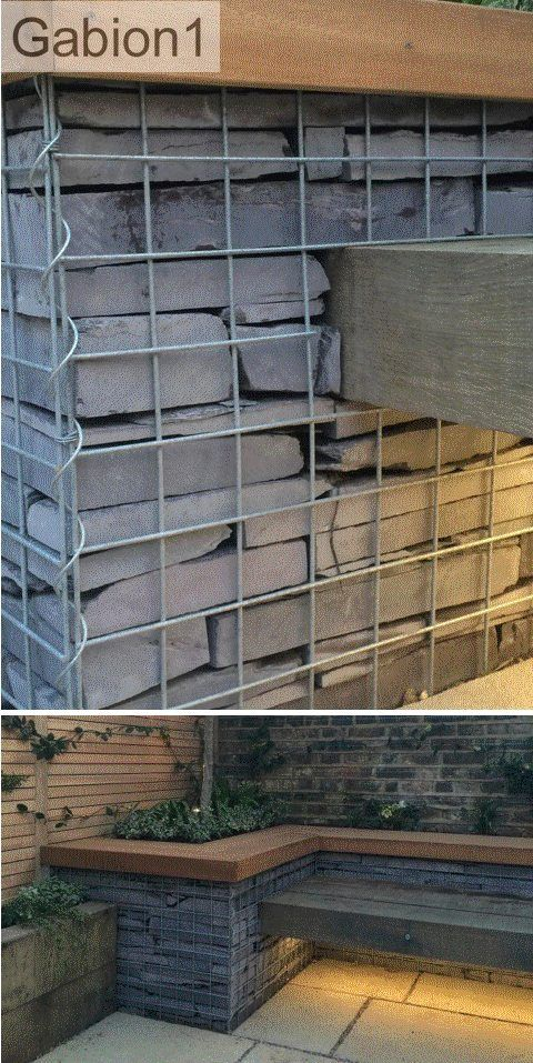 gabion seat detail, http://www.gabion1.co.uk