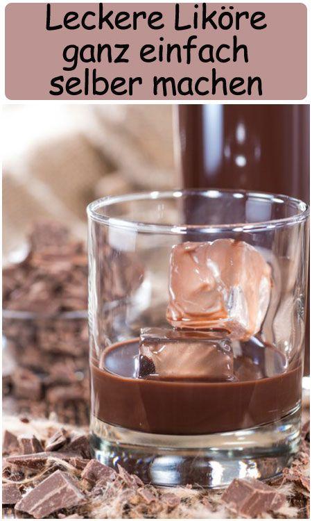 Nutella, Kinderschokolade und Rocher als Likör!