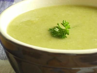 Brussels Sprouts Soup..... this seems close to the recipe I tried years ago that we really liked
