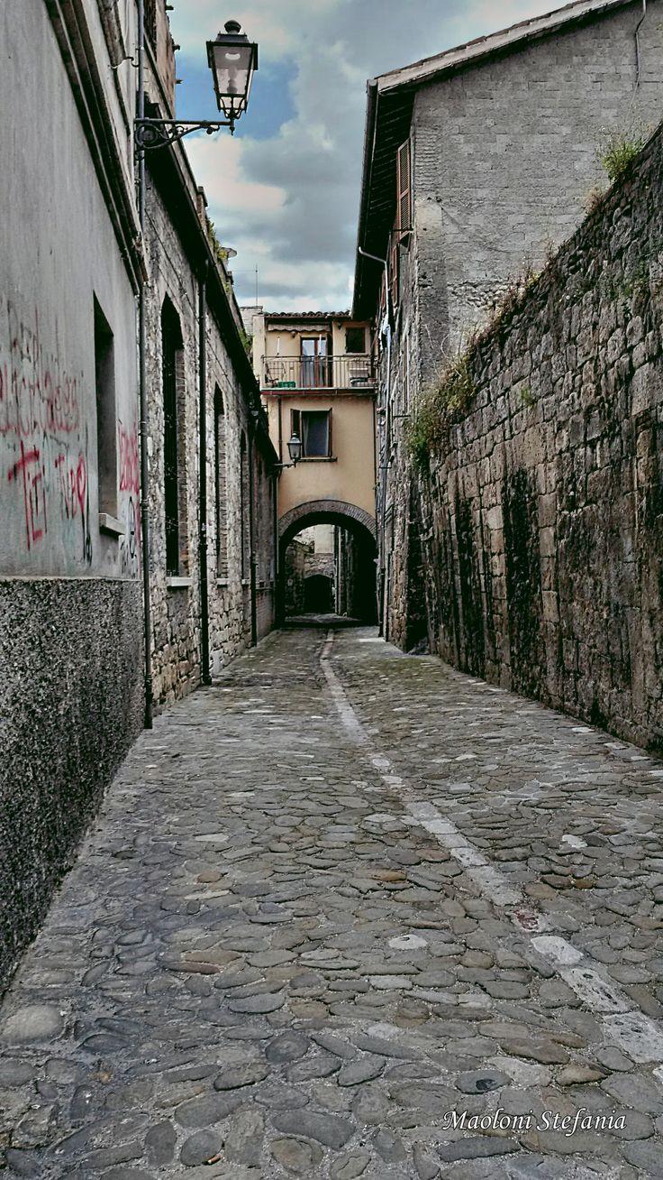 Rua dei Parisani