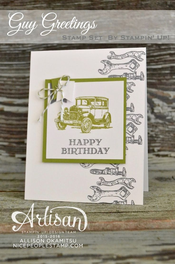 289 Best Guy Greetings Images On Pinterest Masculine Cards