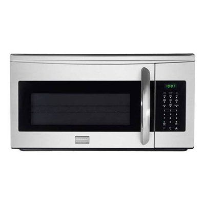 Frigidaire Gallery 1.7 cu ft Over-The-Range Microwave (Smudge-Proof Stainless Steel)