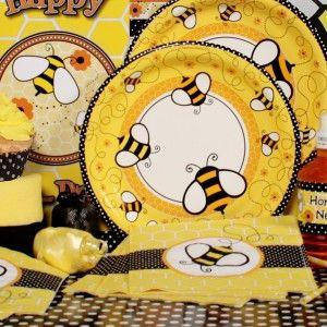 Free Bee Party Theme Printables