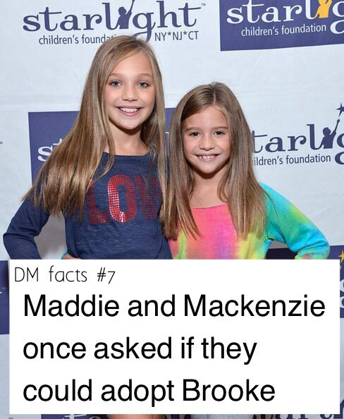 That is SOOOOO funny!!!!!!! Abby would probably find a way to blame Brooke if Maddie missed a turn…