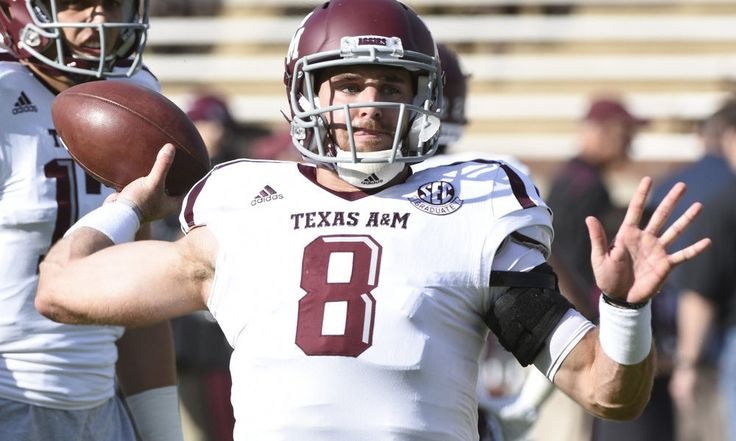 Texas A&M quarterback Trevor Knight out for season = Texas A&M head coach Kevin Sumlin said Tuesday that starting quarterback Trevor Knight will be sidelined for the remainder of the regular season thanks to a shoulder injury. The team is hopeful that Knight may be.....