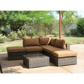 Found it at Wayfair - South Hampton 6 Piece Deep Seating Group with Cushions