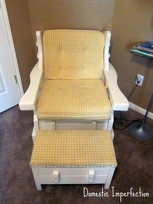 My Big Fat Nursery Chair — Domestic Imperfection