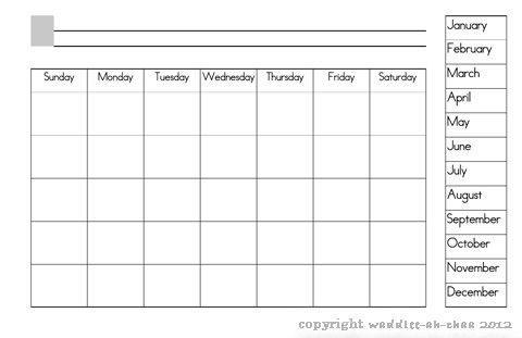 More creative and interactive daily calendar ideas. Make a calendar book for each child?