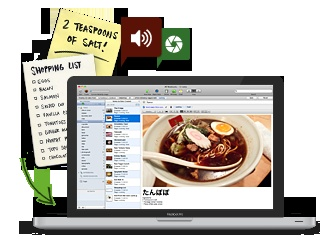 EVERNOTE!!! THIS is how I manage to organize all the AWESOME recipes that I find on Pinterest!!! It saves them in a notebook, which I can access from my iphone (grocery shopping) or ipad (cooking with) and my computer (while Pinteresting!) *Melanie*