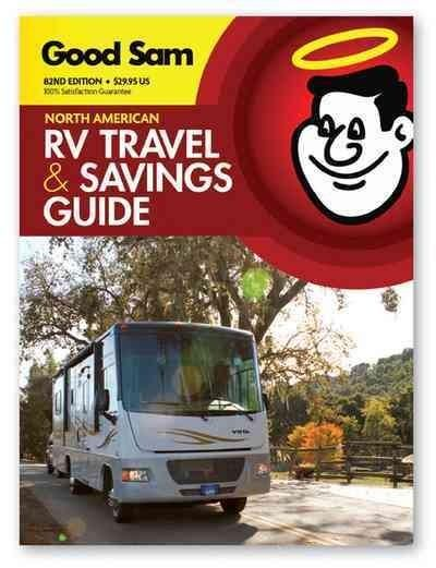 Good Sam North American Rv Travel & Savings Guide 2017